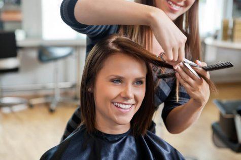 hair cut salon